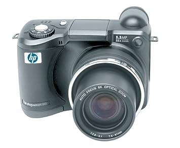 amazon com hp photosmart 945 5 3mp digital camera w 8x optical rh amazon com HP Photosmart Premium Printer HP Photosmart Plus All-in-One Printer
