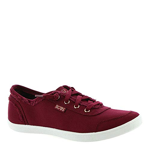 Where to find red bobs shoes womens memory foam?