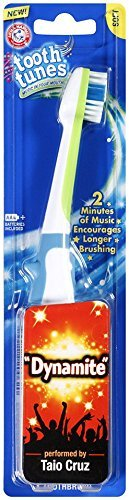 "Arm & Hammer Tooth Tunes Toothbrush – ""Dynamite"" by Taio Cruz"