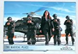Saffron Burrows Agents of Shield trading card 2015 Marvel ABC #34 Victoria Hand