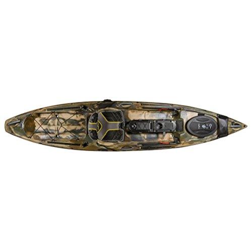 Ocean Kayak Trident 11 Angler Kayak - Sit-On-Top Brown Camo, One Size
