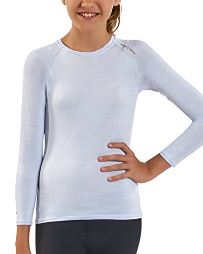 Tommie Copper Girls Sleeve Raglan