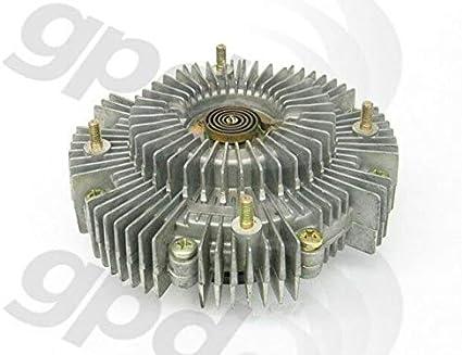 Mundial partes distribuidores 2911320 Ventilador de embrague: Amazon.es: Coche y moto