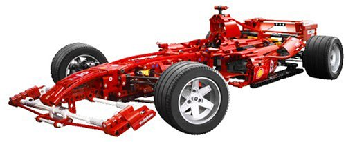lego technic ferrari. Black Bedroom Furniture Sets. Home Design Ideas