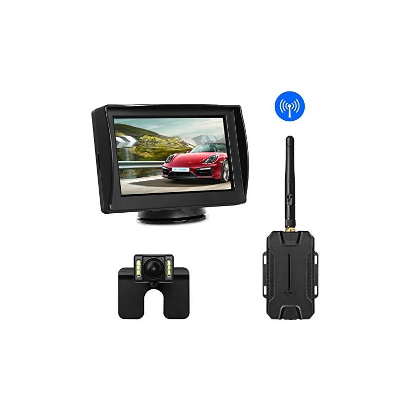 AUTO-VOX M1W Wireless Backup Camera Kit,