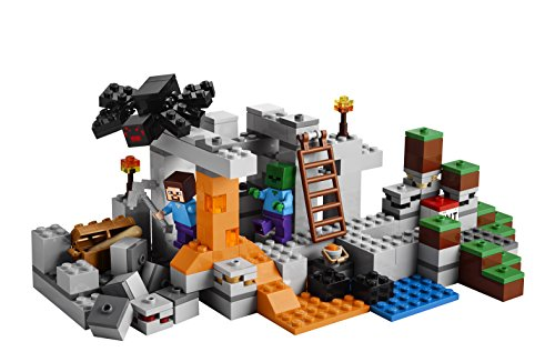 LEGO 21113 Minecraft The Cave Playset, Building Sets - Amazon Canada