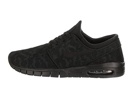 Black Null Scarpe Black Max anthracite Nike Uomo Janoski Null da Stefan Skateboard Nero 099 WFSv88xwgq