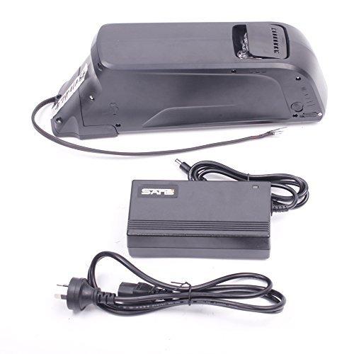 Bafang 48V 1000W C961 BBS03 Mid Crank Drive Motor Ebike Kit+48V 11.6Ah Lithium Ion Bottle Ebike Battery