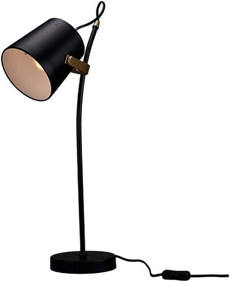 E27 Lampada Led Da Scrivania Lampada Tavolo Lampada Scrivania Lampade Da Tavolo In Metallo Lampada Led Lettura Ferro Illuminazione Scrivania Luce Studio Protezione Degli Occhi Lampada Da Lettura Amazon It Illuminazione