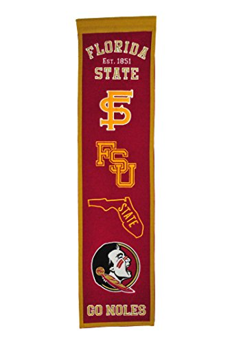 Winning Streak Sports NCAA Florida State Seminoles Heritage Banner from Winning Streak