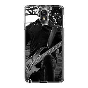 AlainTanielian Samsung Galaxy Note3 Shock-Absorbing Cell-phone Hard Covers Allow Personal Design Lifelike Einherjer Band Image [fzN1280lYqN]