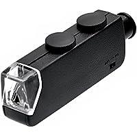 VORCOOL MG10081-1Microscope de Poche avec LED Zoom 60X-100X