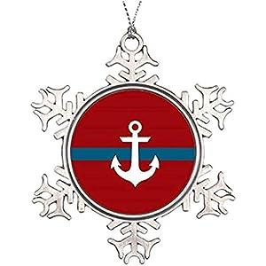 414TEvRHeZL._SS300_ Best Anchor Christmas Ornaments