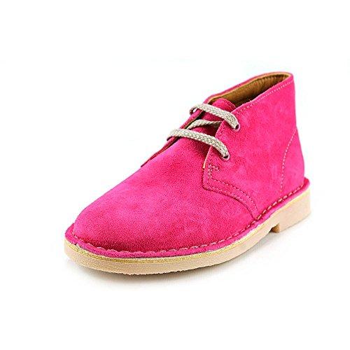 Clarks Originals Kids Pink Desert Boot Toddler 11.5 Wide US Toddler by CLARKS