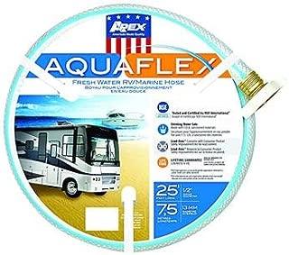 """product image for Teknor Apex 7503-25 AquaFlex RV/Marine Hose - 1/2"""" x 25' (1/2"""" x 25' (Pack of 4))"""