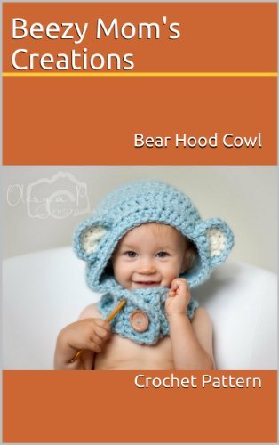 Bear Hood Cowl Crochet Pattern Kindle Edition By Olesya