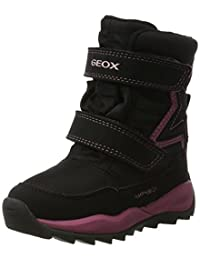 Geox Girl's J Orizont B G.ABX A Snow Boots
