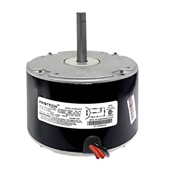 K55hxkyg 9835 oem upgraded emerson condenser fan motor 1 for Condenser fan motor replacement cost
