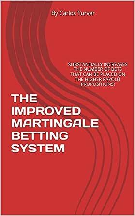 Martingale betting system mathematical analysis textbook sport betting arbitrage calculator