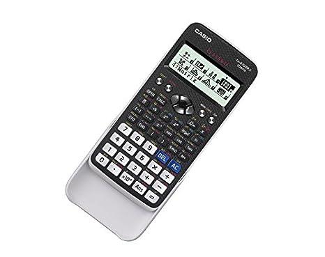 Casio FX-570SPX - Calculadora científica (575 funciones, 12 dígitos), color negro/blanco