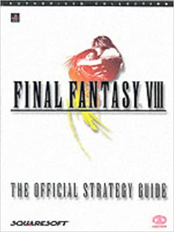 Final Fantasy VIII: The Official Strategy Guide: Amazon co
