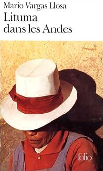 Lituma dans les Andes par Vargas Llosa