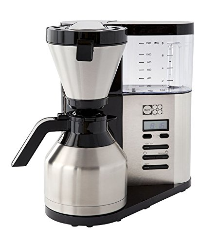 - Motif Elements Pour-Over Style Coffee Brewer with Thermal Carafe