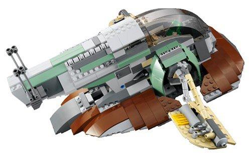 Lego Star Wars 6209 Slave 1 Amazon Toys Games