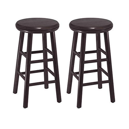 Winsome Wood 92794 Oakley Stool, 24