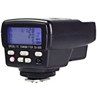 [MENGS] SU-800 I-TTLスピードライトワイヤレス赤外線トランスミッター Nikon カメラ用の商品画像