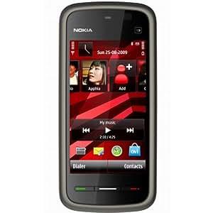 Nokia 5230 - Móvil libre (70 MB de capacidad, S.O. Symbian 9.4) color negro [importado de Alemania]