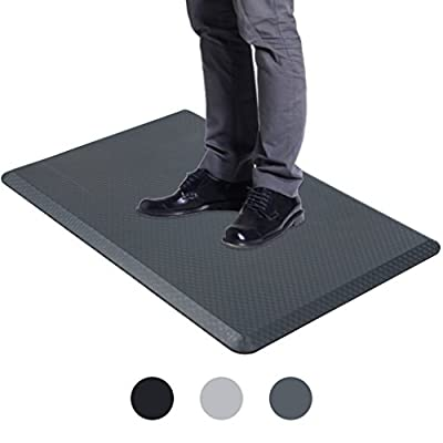 VIVA OFFICE Anti-Fatigue Standing Comfort Mat for Home and Office