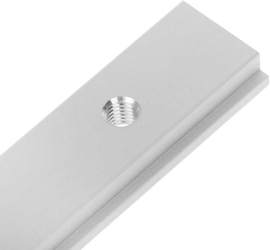 BIlinli M6 M8 200mm Slab Slab T Track Slot for T-Slot Mitre Track Fixture Slot Routeur Table Woodworking Tools Slide Block