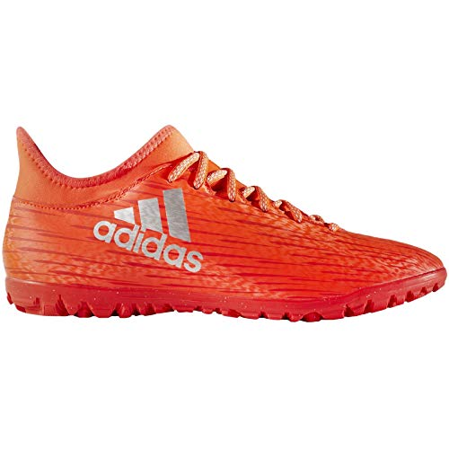 adidas Performance Mens X 16.3 TF Astro Turf Soccer Trainers - Red - 11.5