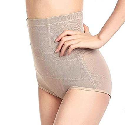 04100f6cb Best Price High Waist Cincher Shapewear Corset Tummy Control Abdomen Pant  Underwear 100% and High Quality Vicky   Flesh