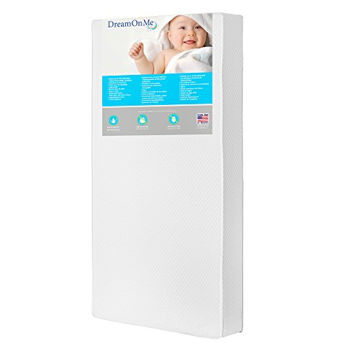 "Dream On Me Lavender 6"" Crib Mattress"
