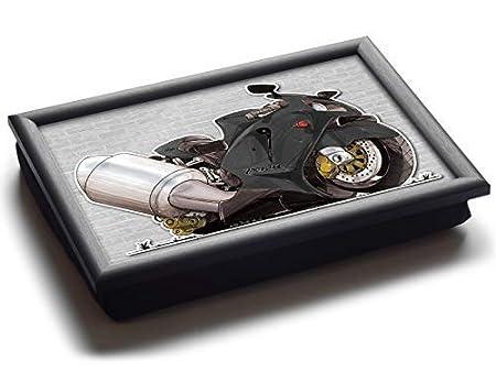 Koolart - Bandeja para puf de motocicleta Kawasaki Ninja ...