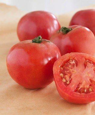 David's Garden Seeds Tomato Slicing Arkansas Traveler D49102 (Red) 50 Organic Heirloom Seeds