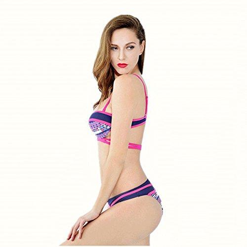 Europa Und Die Vereinigten Staaten Mode Bikini / Zwei-Stück / Frau Bikini / Split Badeanzug , l