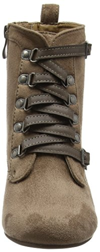 Women's Boots Brown 3611506 Hirschkogel 066 Taupe 066 xBOgnEwd
