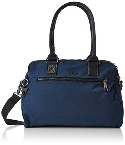 C satin Bleu Cartables Sunbeam Blue Kipling 0ZqSwS