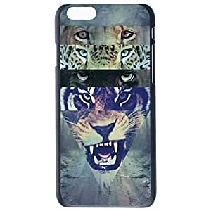 Cubierta Posterior - Diseño Especial/Innovador - para iPhone 6 Plus Plástico )
