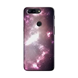 Cover It Up - Pink Galaxy OnePlus 5T Hard Case