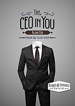 The CEO in You by [Cox, Allan]