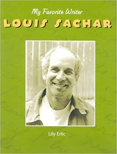Book Louis Sachar (My Favorite Writer)