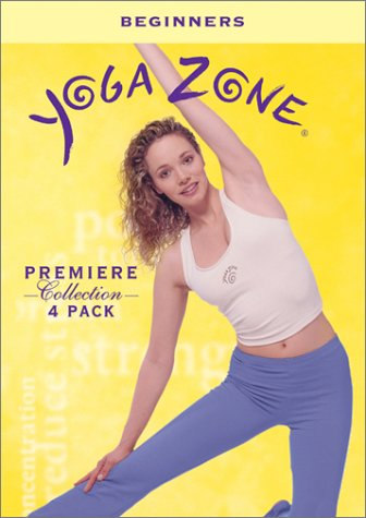 Yoga Zone Beginners: Premiere Collection (Four-Pack)