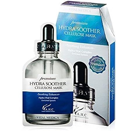 AHC] Premium Hydra soother Mask de celulosa 27 ml x 5ea: Amazon.es: Belleza