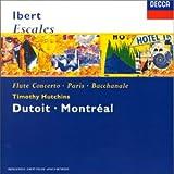 Ibert: Escales/Flute Concerto