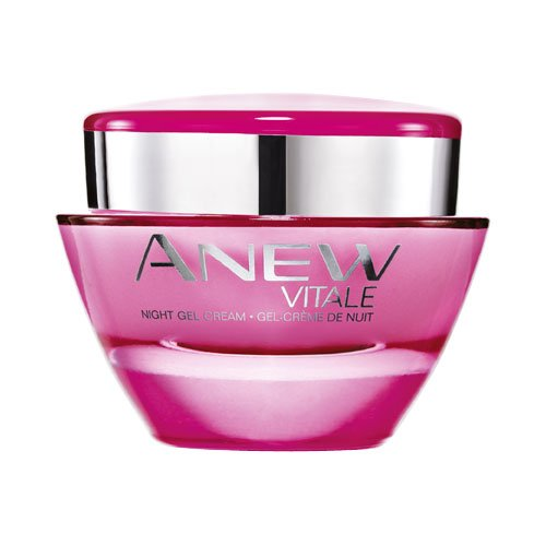 Avon Anew Vitale 25+ Moisturising Night Gel Cream