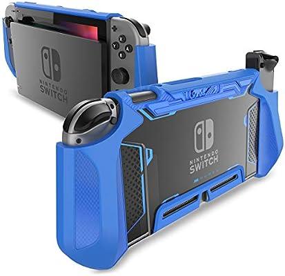 Mumba Carcasa para Nintendo Switch [Blade Series] Compatible con ...